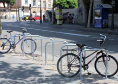 bycicle parking